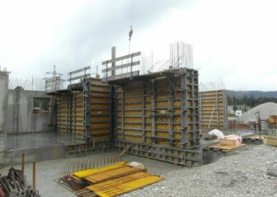 Betonbau / Verschalungen